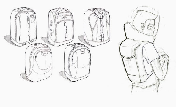 طراحی و تولید انواع کیف و کوله پشتی